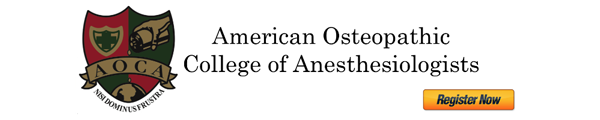 American Osteopathic College of Anesthesiologists